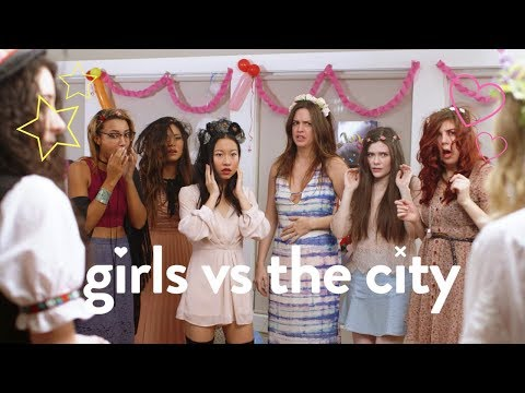 "GIRLS VS. THE CITY (Vancouver Web Series) I S01 E05 ""Gas Leak"""