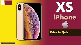 Gambar cover iPhone XS price in Qatar | Apple iPhone XS specs, price in Qatar