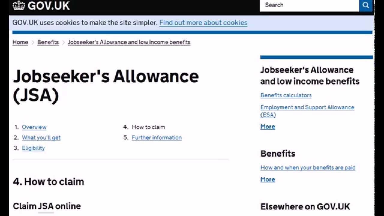 Job seekers number