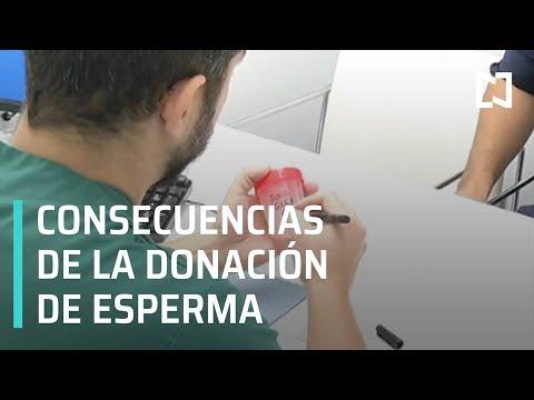 Efectos de la donación de esperma - Expreso de la Mañana