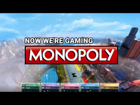 Now We're Gaming - Monopoly Plus |