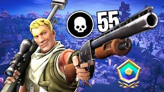 55 Bomb! WORLD RECORD Kills in Duos Arena?