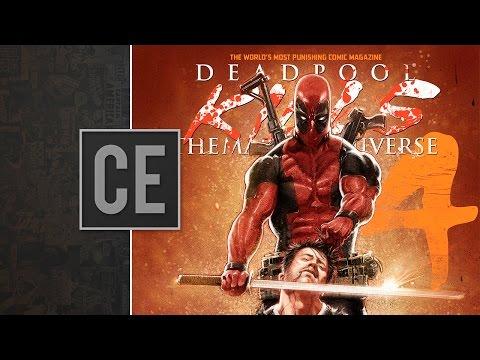 Deadpool Kills The Marvel Universe - 004 - Conclusion