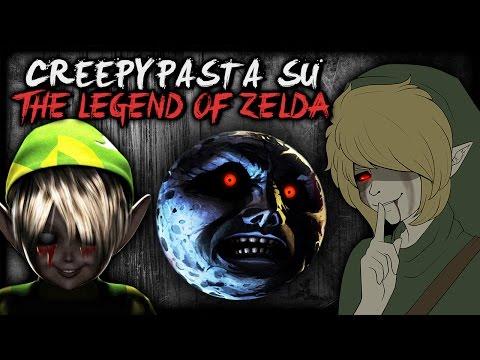 4 Creepypasta su THE LEGEND OF ZELDA che non sai 💀 #CreepyGameShow