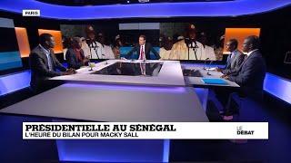 Présidentielle au Sénégal : l