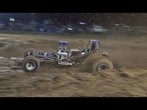 New Mexico Mud Racing - Super Modified Moriarty, NM 2016