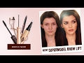 How to Create Supermodel Brows | Charlotte Tilbury