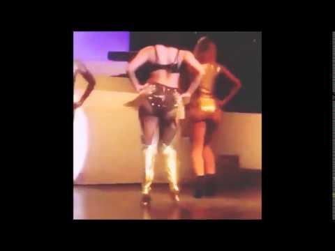 The Best of Nicki Minaj's The Pinkprint Tour USA (2015) - Meek's PDA [VIDEO]