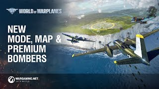 New Map - New Game Mode - World of Warplanes