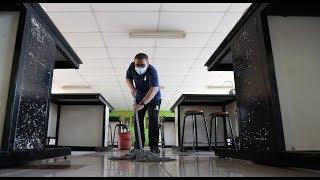 2 sekolah dibersihkan susulan penyebaran gas metana
