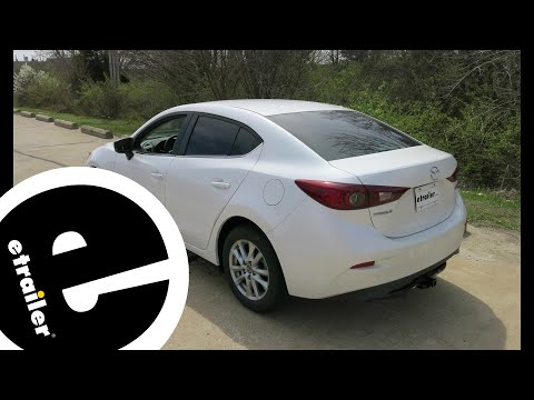 Best 2016 Mazda 3 Trailer Wiring Harness Options - etrailer.com