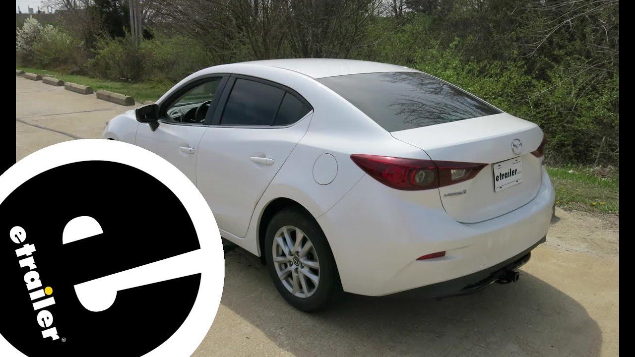 Best 2016 Mazda 3 Trailer Wiring Harness Options - etrailer.com Youtube Wiring Harness on