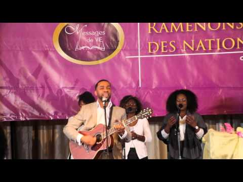 Samuel Shukrani's -PAPA (BABA of SONNIE BADU-french version)