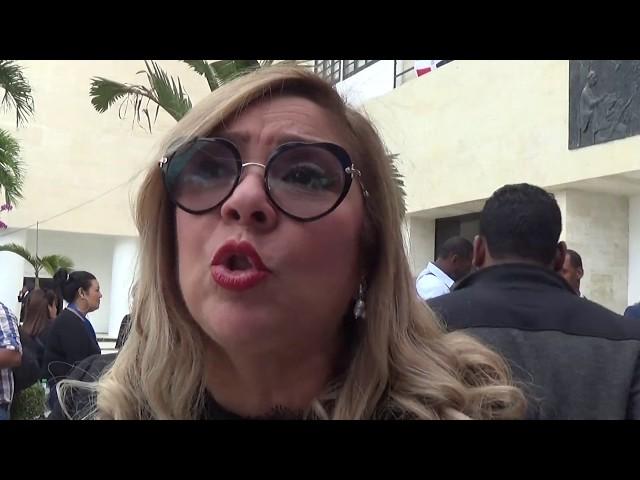 Iris Guaba destaca gestion de Danilo Medina