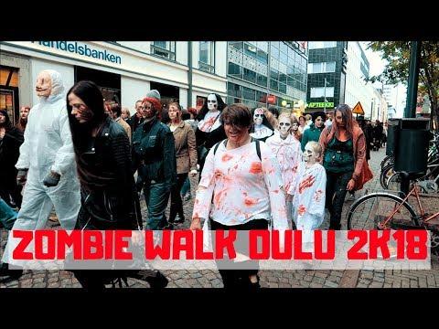 ZOMBIE WALK OULU 2018