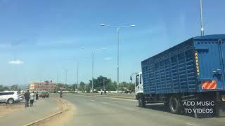 Kisumu Super Highway , Beautiful City of Kisumu , Kenya