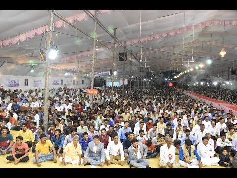 Swaminarayan Mahotsav Vadodara 2017 Day 3 Night