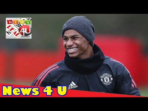 Man United dismiss Marcus Rashford myth with surprising stat