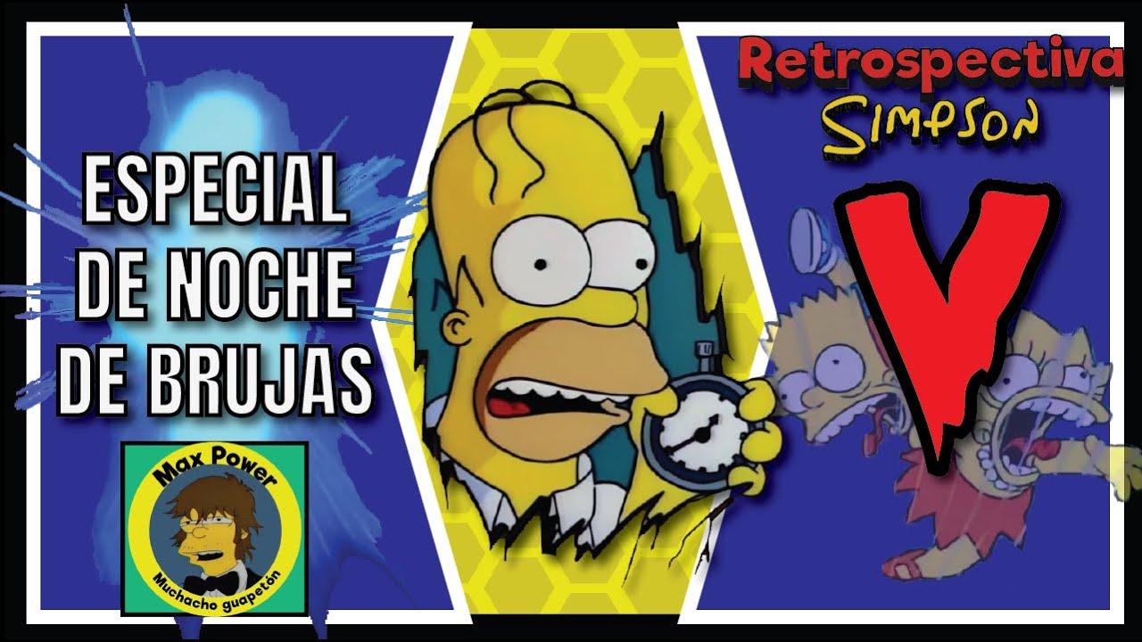 Retrospectiva Simpson: Especial de noche de brujas V