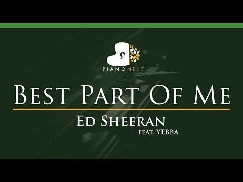 ed-sheeran---best-part-of-me-(feat.-yebba)---lower-key-(piano-karaoke-/-sing-along)