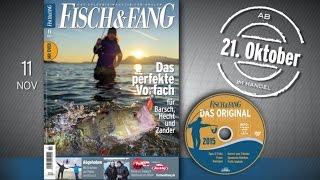 Matze Koch fängt 40-Pfünder! FISCH & FANG November-Ausgabe 2015