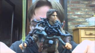 Star Wars Expanded Universe Jacen Solo figure review