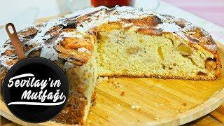 Elmalı Kek Nasıl Yapılır? | Elmalı Tarçınlı Kek Tarifi |Saniye Anne Yemekleri