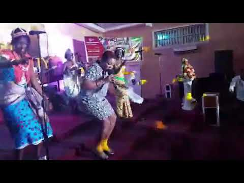 FULL VIDEO: Amazing Live Gospel Worship By Piesie Esther @ World Community Churches International.