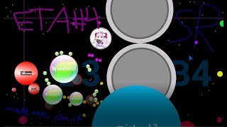 Agar.io - ETA#4 - Supreme Highlights