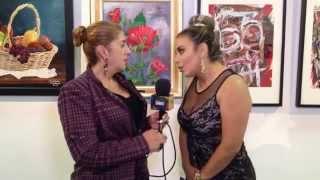 Radioytvlaz con Gloria Reyes y el Canal Uno del Ecuador Liliana Troya