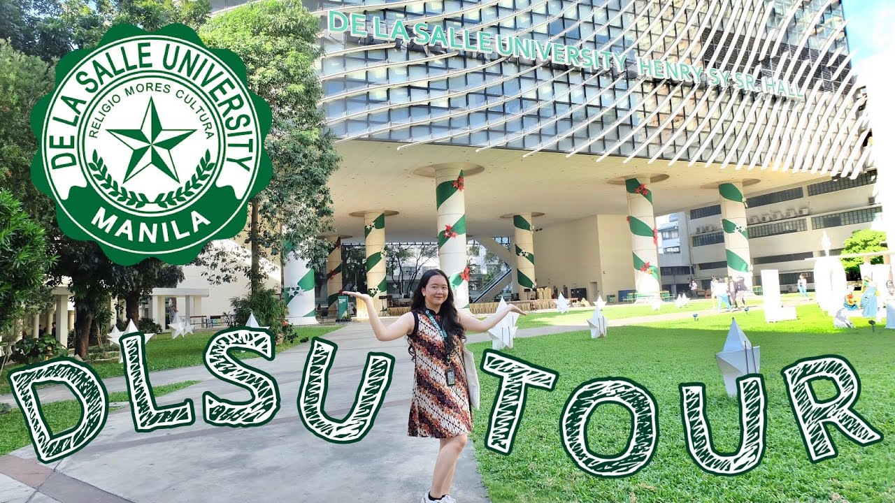 Download *Campus Tour* 🍃 🏹 De La Salle University (DLSU) | 🇮🇩Indonesian Exchange Student