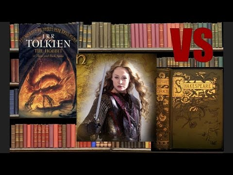 JRR Tolkien Absolutely Freakin' Hated Shakespeare, and that is why Eowyn is a Badass