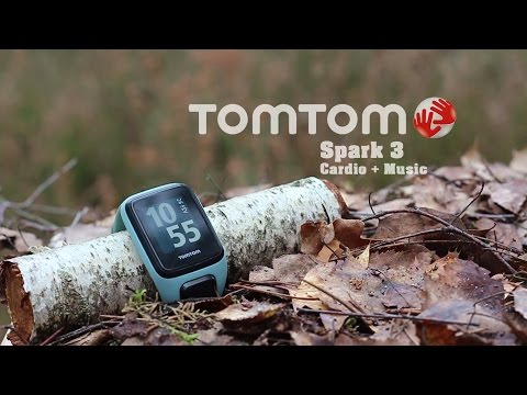 TOMTOM Spark 3 CARDIO + MUSIC (Test en description)