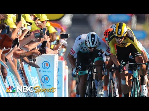Tour de France 2020: Why Peter Sagan was penalized in Stage 11 | NBC Sports |