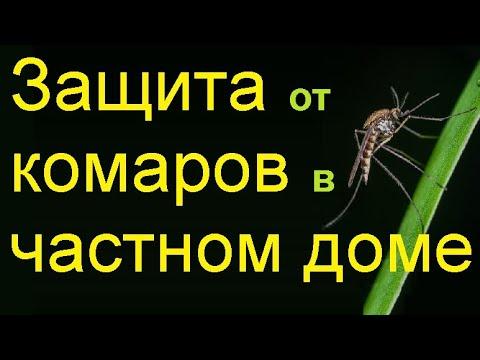 Комары как избавиться в домашних условиях Средства защиты от комаров в частном доме.