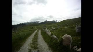 Rifugio Mai Tardi da Madesimo (So), Sentiero Andossi