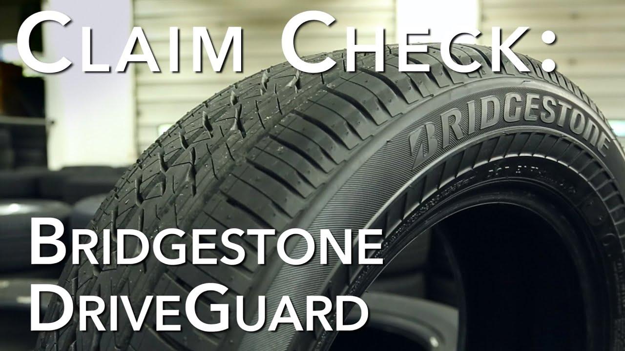 Do Bridgestone Driveguard Run Flat Replacement Tires Work