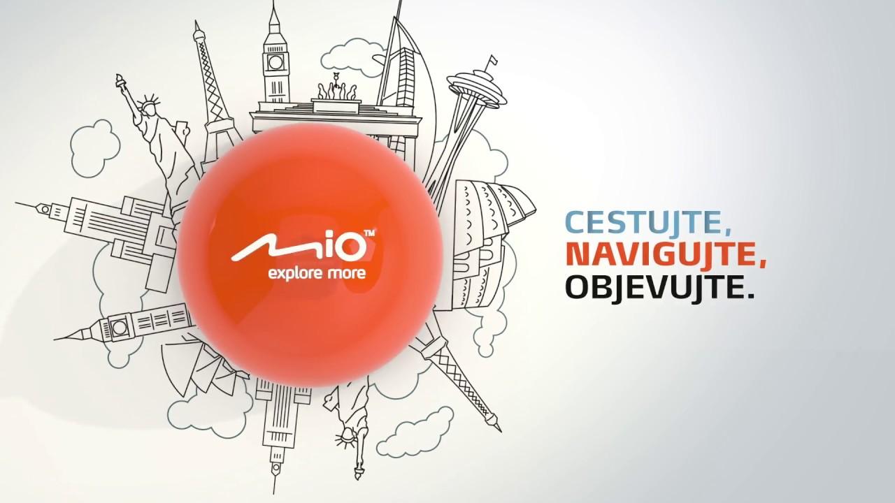 Autonavigace Mio Pilot 15 | představení | doživotní ...