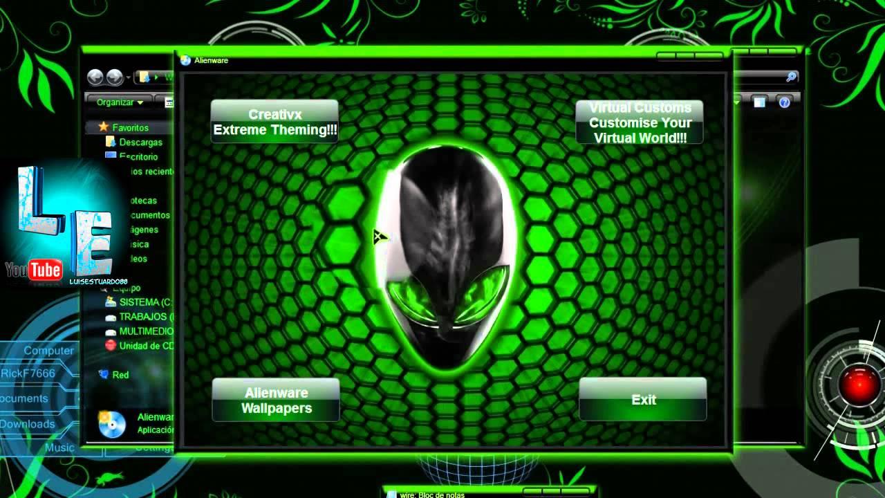 descargar pack de imagenes de alienware vs wallpapers