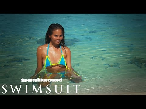 The Funniest and Sexiest Chrissy Teigen Videos  | COMPILATIONS | Sports Illustrated Swimsuit