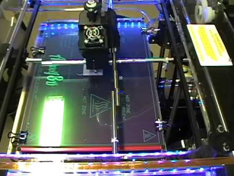 3D print McKnight middle school