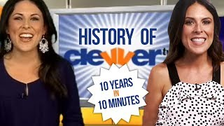 10 Years of Clevver in 10 Minutes!