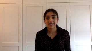 Can we keep up? | Mona Haider | TEDxIroquoisRidgeHS