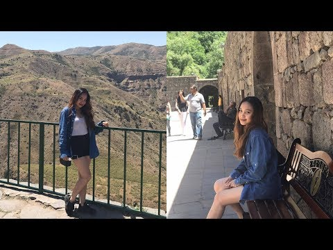 Yerevan, Armenia Travel Vlog Part 1 🇵🇭 🇦🇲