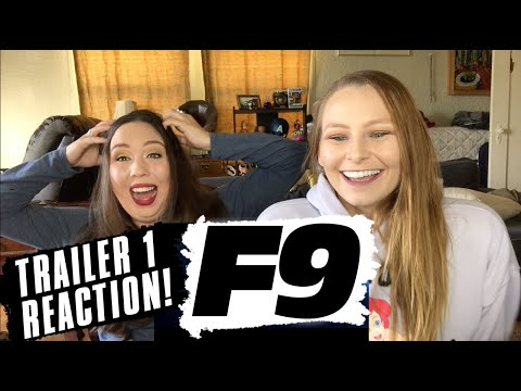 Fast And Furious 9 TRAILER REACTION (2020)