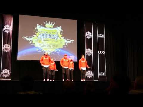 Rockstars Dance Crew ~ UDO World Street Dance Championships 2017