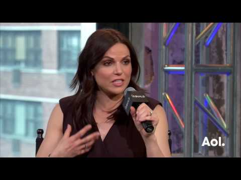 """Lana Parrilla On """"Once Upon A Time"""" 