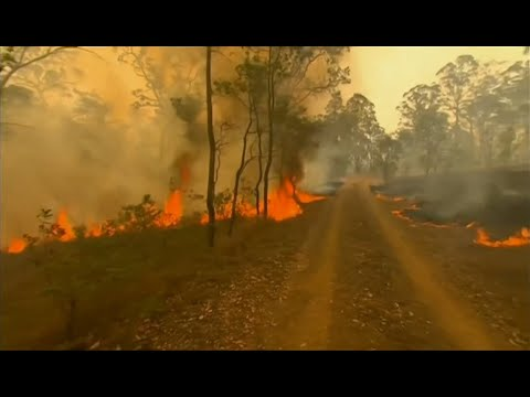 Weather Events 2019 – Code Red Warning (Australia) – BBC – 21st November 2019