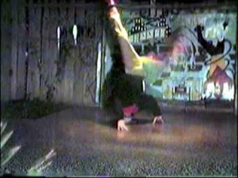 Breakdance 1983 Night Fury Santiago-Chile