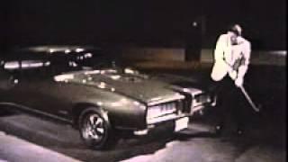 68 Pontiac GTO Commercial